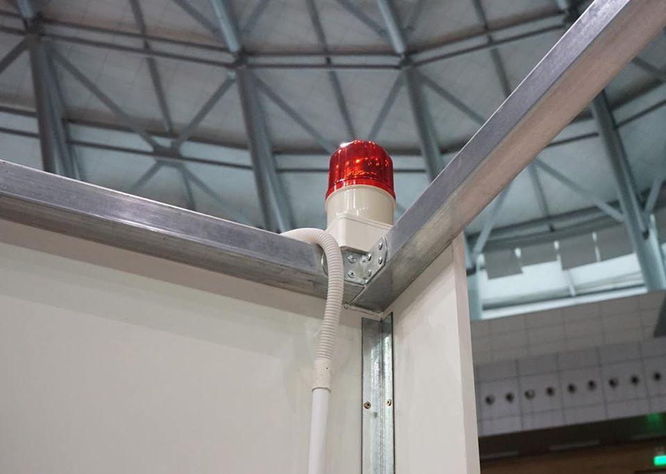 Hệ thống kết nối, báo động mỗi khi bệnh nhân có chuyển biến, nhờ vào hệ thống này nhân viên y tế có thể cập nhật được tình trạng bệnh của bệnh nhân mắc COVID-19 được điều trị tại bệnh viện trong thời gian sớm nhất.