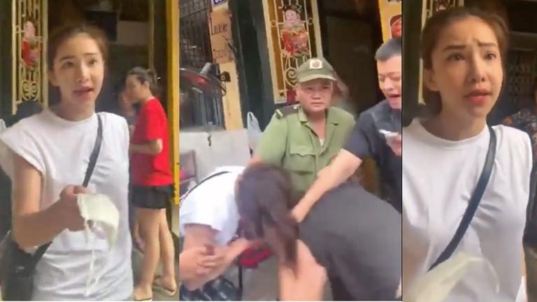 Vụ ẩu đả của nữ diễn viên Lưu Đê Ly với antifan được dư luận quan tâm trong 2 ngày qua