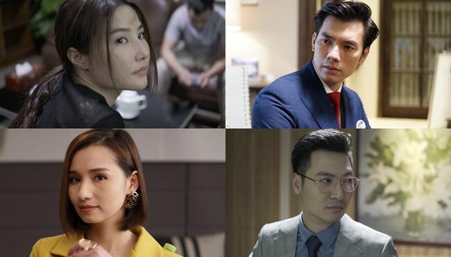 Diễm My, Lã Thanh Huyền, Nhan Phúc Vinh, Mạnh Trường đảm nhận tuyến nhân vật chính trong phim.