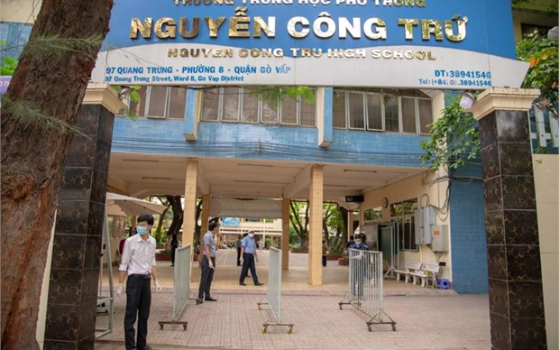 20 cán bộ, giáo viên trường THPT Nguyễn Công Trứ tố Sở GD-ĐT TP.HCM giải quyết không nghiêm minh vụ sửa điểm ở trường này