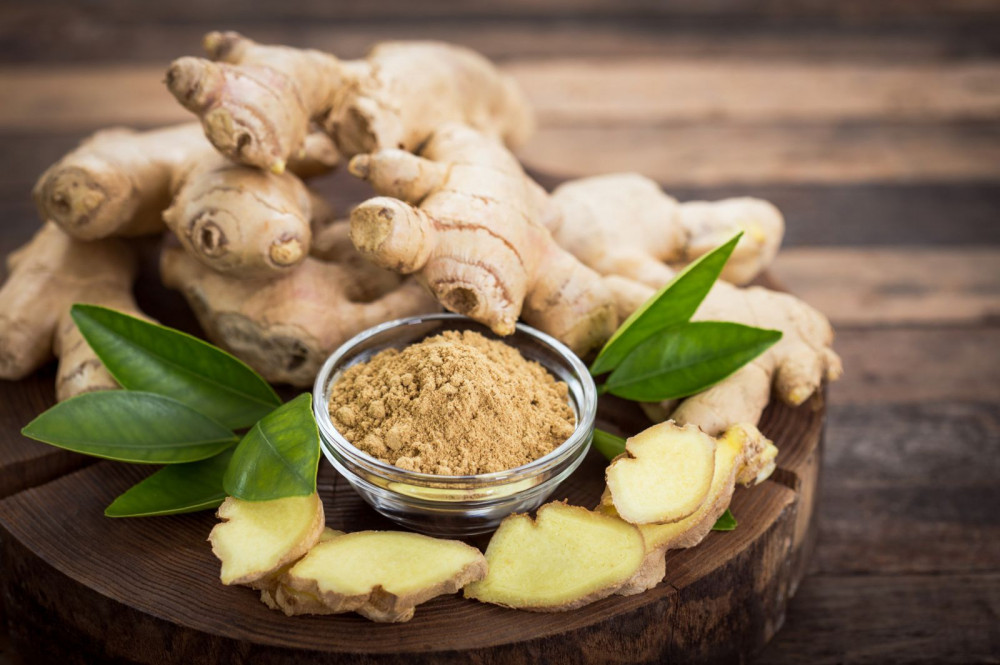 Gừng được dùng để chế biến thành nhiều món ăn có lợi cho sức khỏe