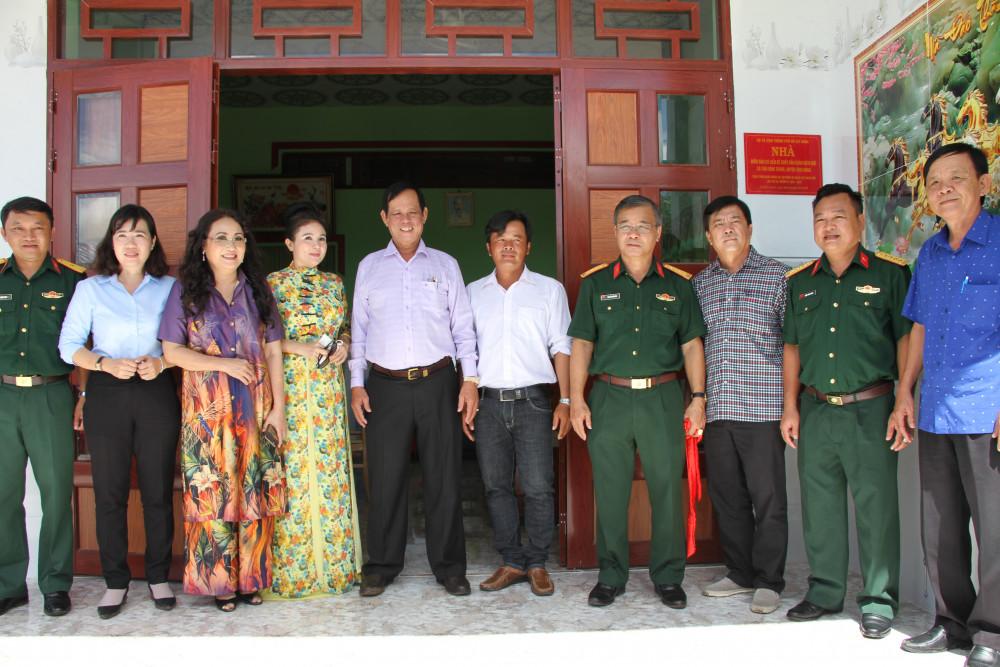 Đại tá Nguyễn Tuấn Bảo - Phó Chính ủy Bộ Tư lệnh TP.HCM