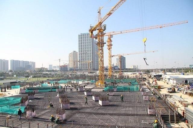 Các chủ đầu tư, nhà thầu xây dựng phải thực hiện phòng, chống dịch COVID-19