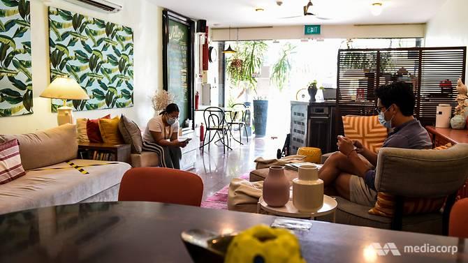 Vắng vẻ là tình cảnh chung của nhiều cơ sở lưu trú tại Singapore