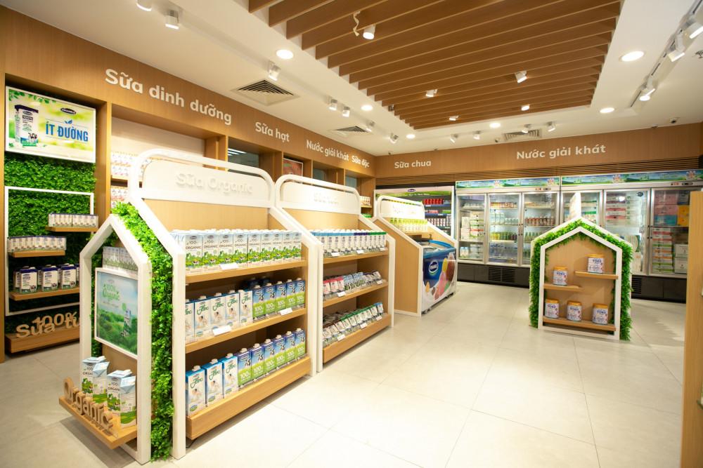 Vinamilk là thương hiệu mạnh, sản phẩm có độ phủ và mức độ nhận biết cao với người tiêu dùng