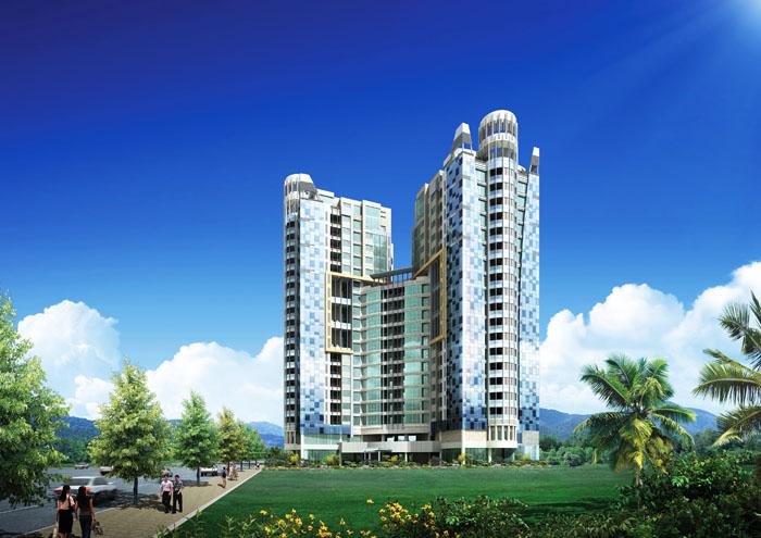 Dự án chung cư cao tầng tại quận 2