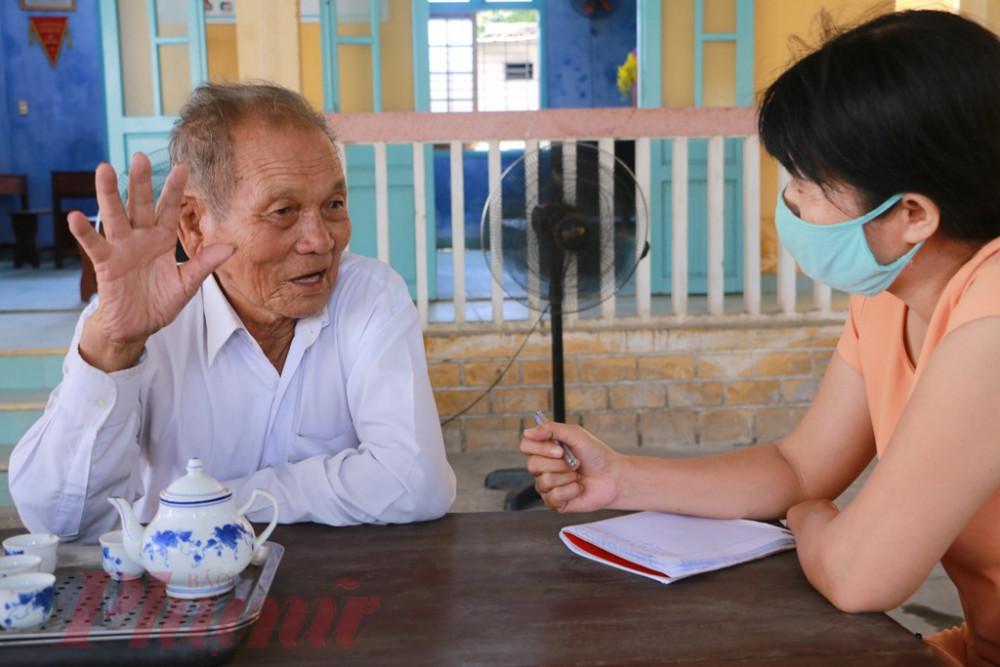 Ông Lê Văn Tẩy kể lại những kỷ niệm nhiều lần gặp bác Lê Khả Phiêu ở làng Rồng