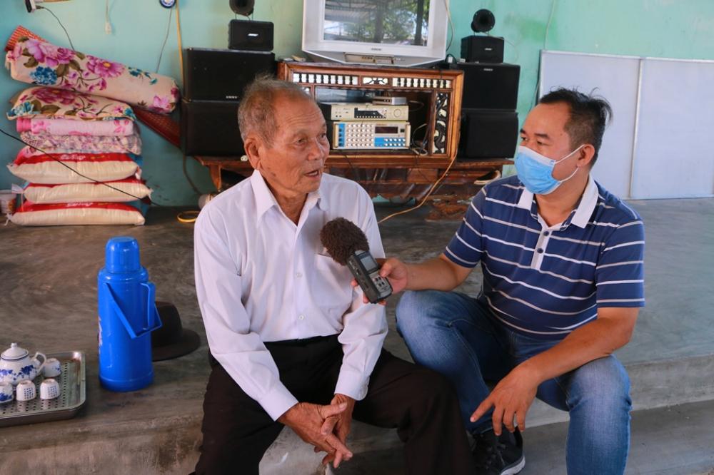 Người dân làng Rồng kể lại những kỷ niệm về cố Tổng bí thư Lê Khả Phiêu lúc ghé thăm làng