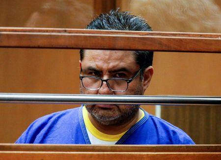Naason Joaquin Garcia bị cáo buộc nhiều tội danh hiếp dâm, buôn ngườ, xâm phạm tình dục trẻ vị thành niên...