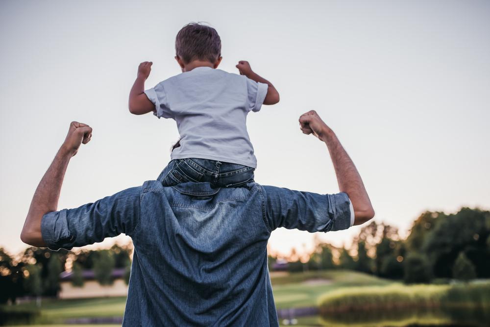 Ảnh hưởng từ hình mẫu người cha có thể thay đổi cuộc sống của một đứa trẻ.