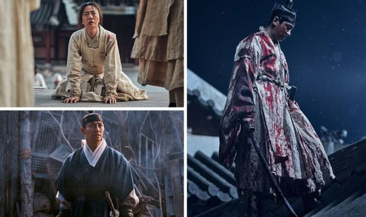 Loạt phim Kingdom của Hàn Quốc gây sốt toàn thế giới nhờ hiệu ứng hình ảnh chân thực.