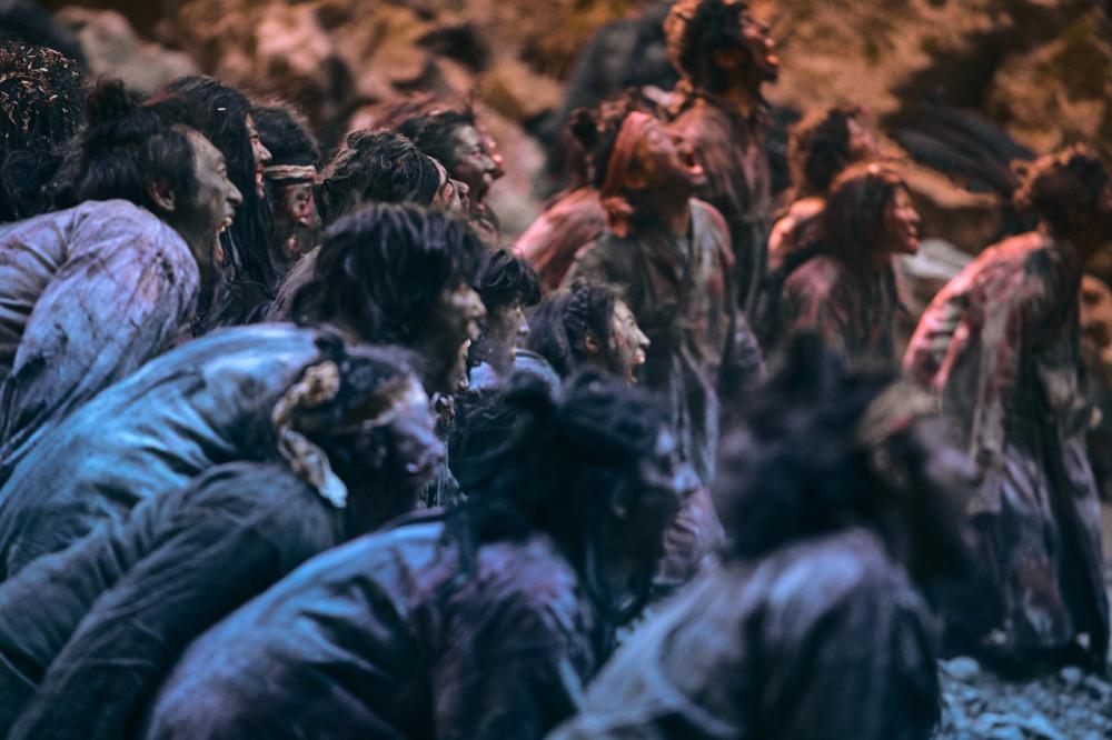 Tạo hình đội quân xác sống ấn tượng trong Kingdom2.