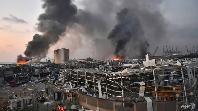 Vụ nổ tại Beirut một phần xuất phát từ những lơ là trong khâu quản lý cảng biển.