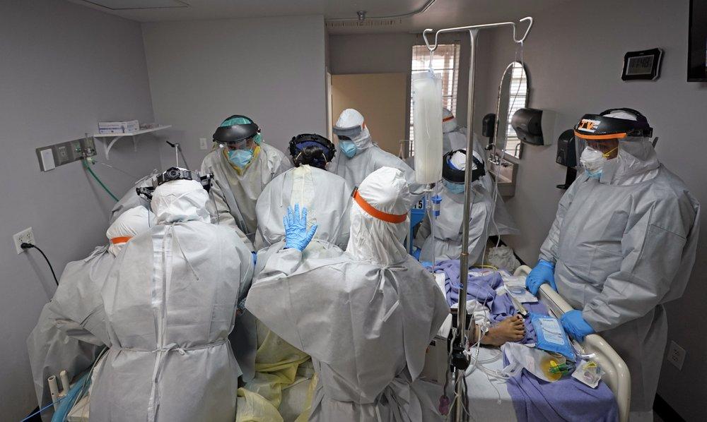 Số ca nhiễm mới SARS-CoV-2 tại châu Âu gia tăng trở lại.