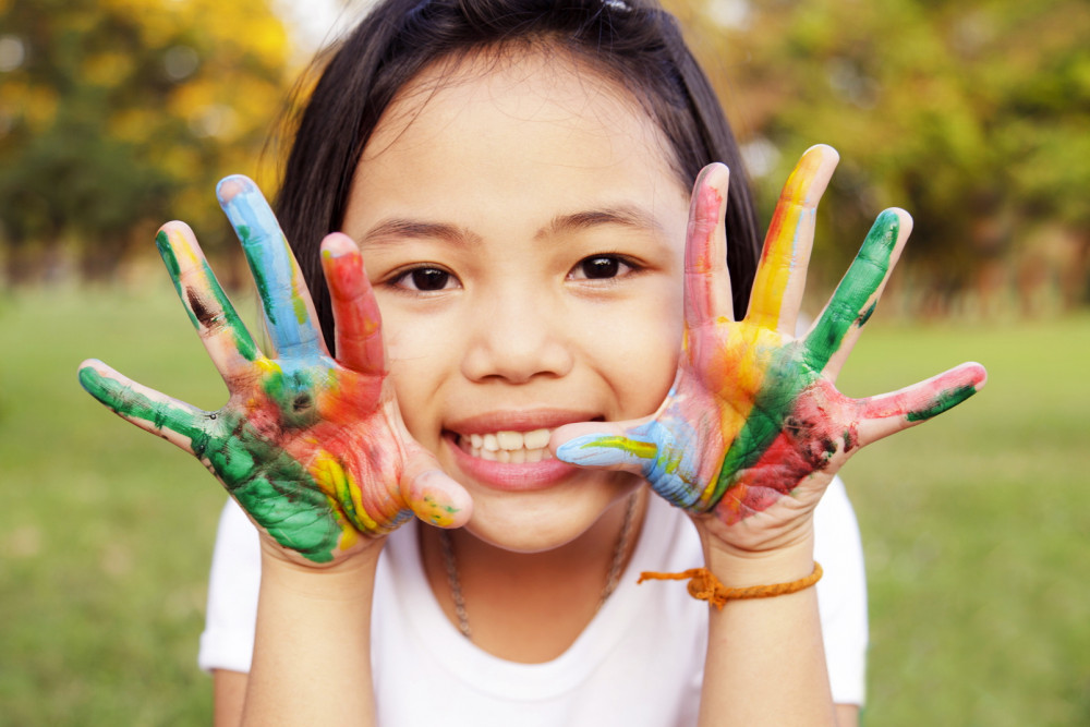 Hãy cho trẻ sống với ước mơ của chúng. Ảnh minh họa