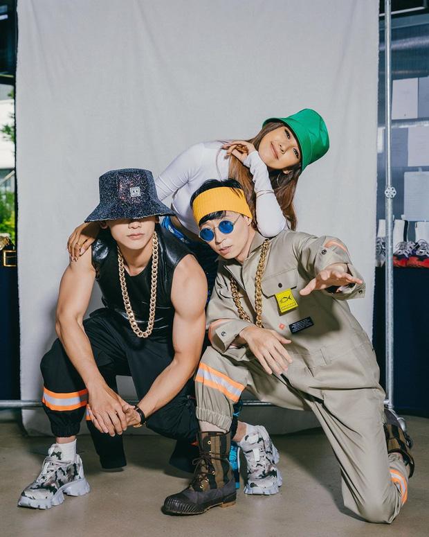 SSAK3 càn quét toàn bộ bảng xếp hạng âm nhạc Kpop.