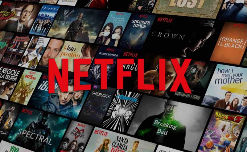 Netflix đang cung cấp hàng ngàn nội dung khác nhau