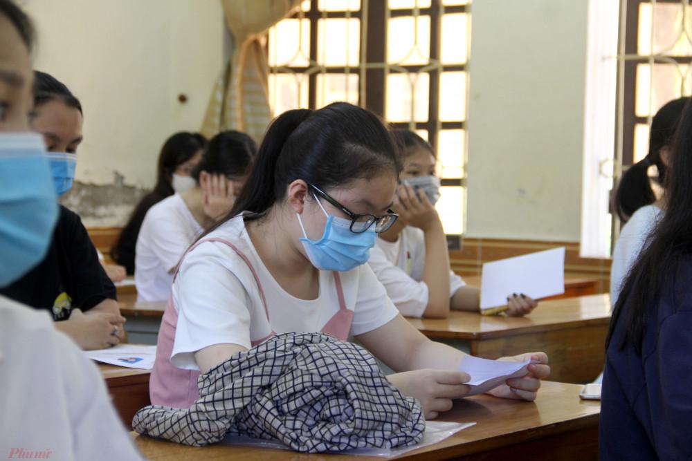 Nghệ An có hơn 31.000 thí sinh dự thi tốt nghiệp THPT 2020, không có thí sinh F0, F1, F2