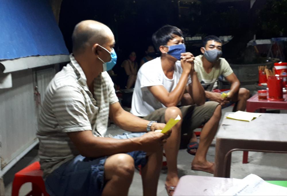 Theo khai báo ban đầu 3 tàu xế xuất phát từ tâm dịch COVID 19 là Quảng Nam