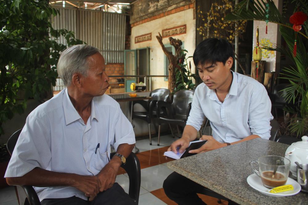 Ông Rơ Châm Hyat nói về việc tham dự kỳ thi tốt nghiệp THPT năm 2020