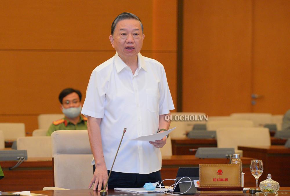 Bộ trưởng Bộ Công an yêu cầu