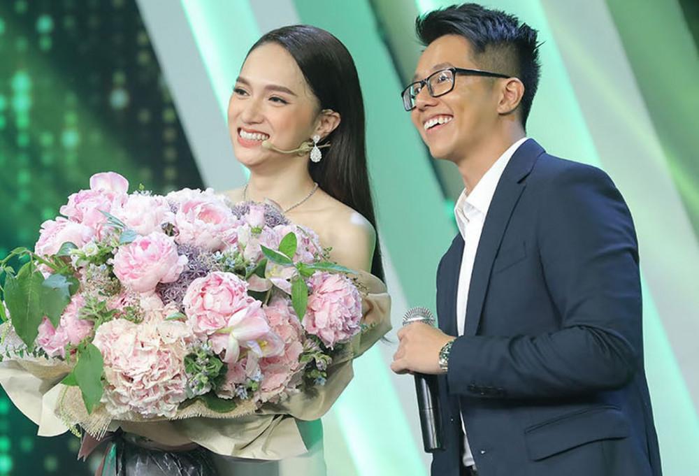 Hương Giang và Matt Liu trong tập cuối của Người ấy là ai mùa thứ ba