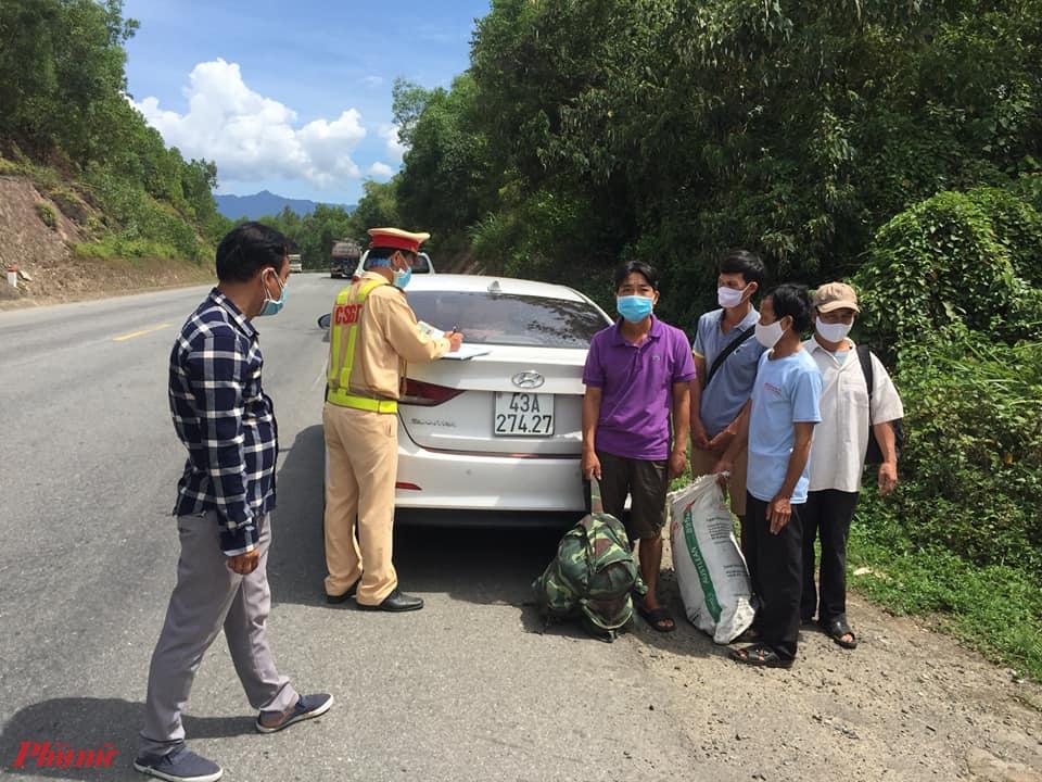 4 công nhân người Quảng Trị thất nghiệp do dịch COVID-19 hoành hành ở Đà Nẵng