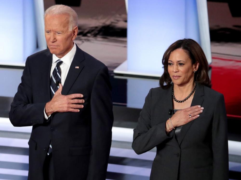 Joe Biden và Kamala Harris