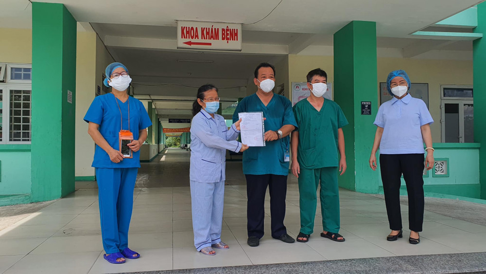 Bệnh nhân ra viện