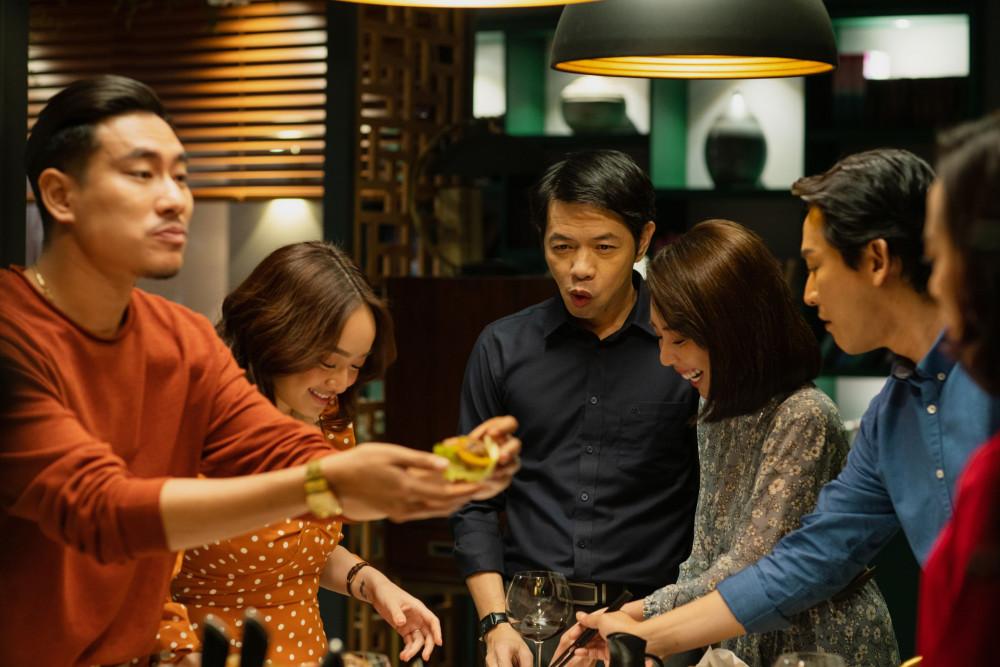 Tiệc trăng máu quy tụ dàn diễn viên thực lực, được kỳ vọng sẽ làm nên chuyện cho điện ảnh Việt trong năm 2020.