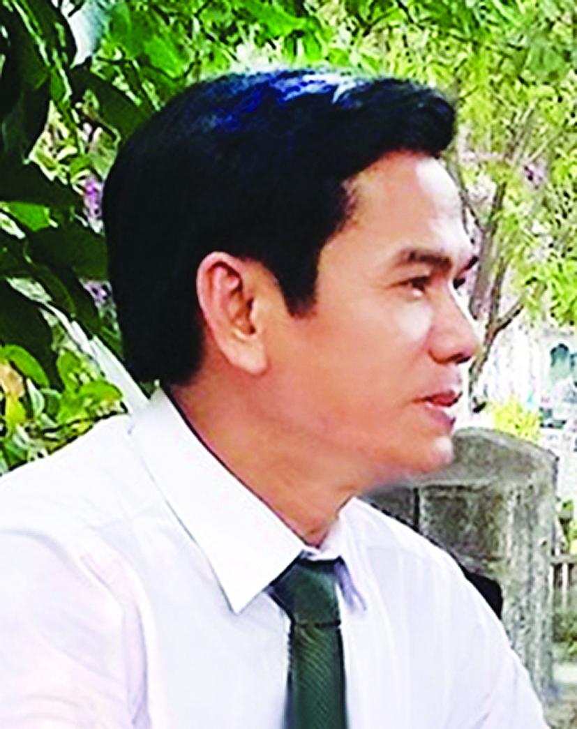 Họa sĩ Lê Sa Long