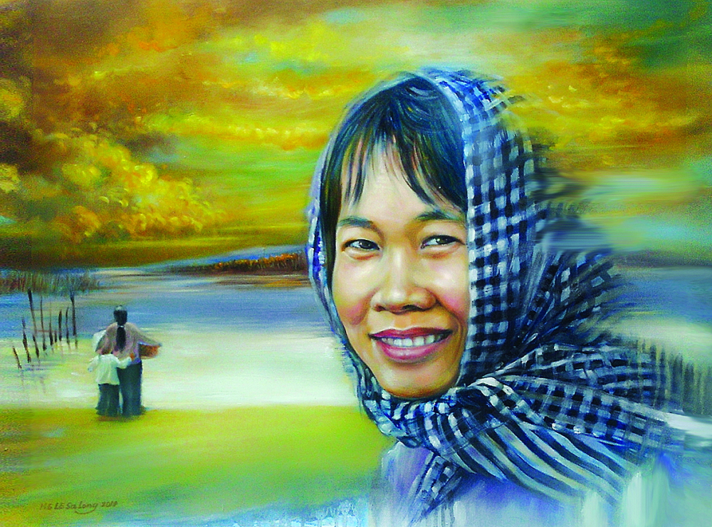 Nhà văn Nguyễn Ngọc Tư