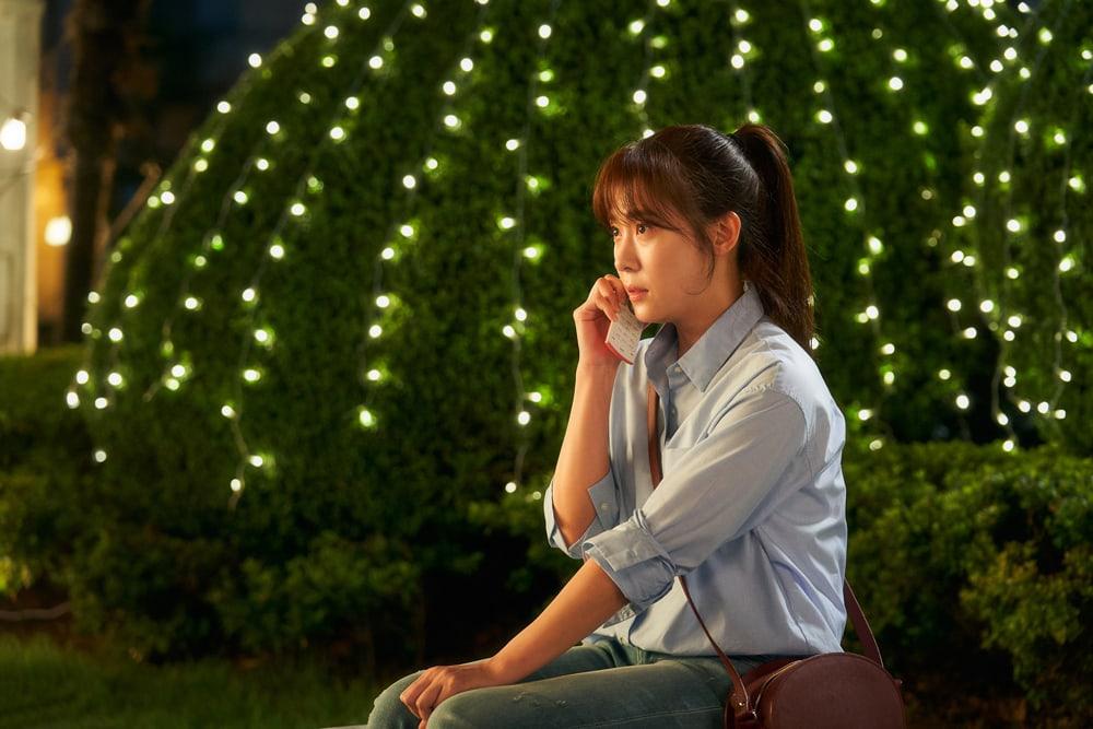 Hình tượng của Ha Ji Won trong Pawn.