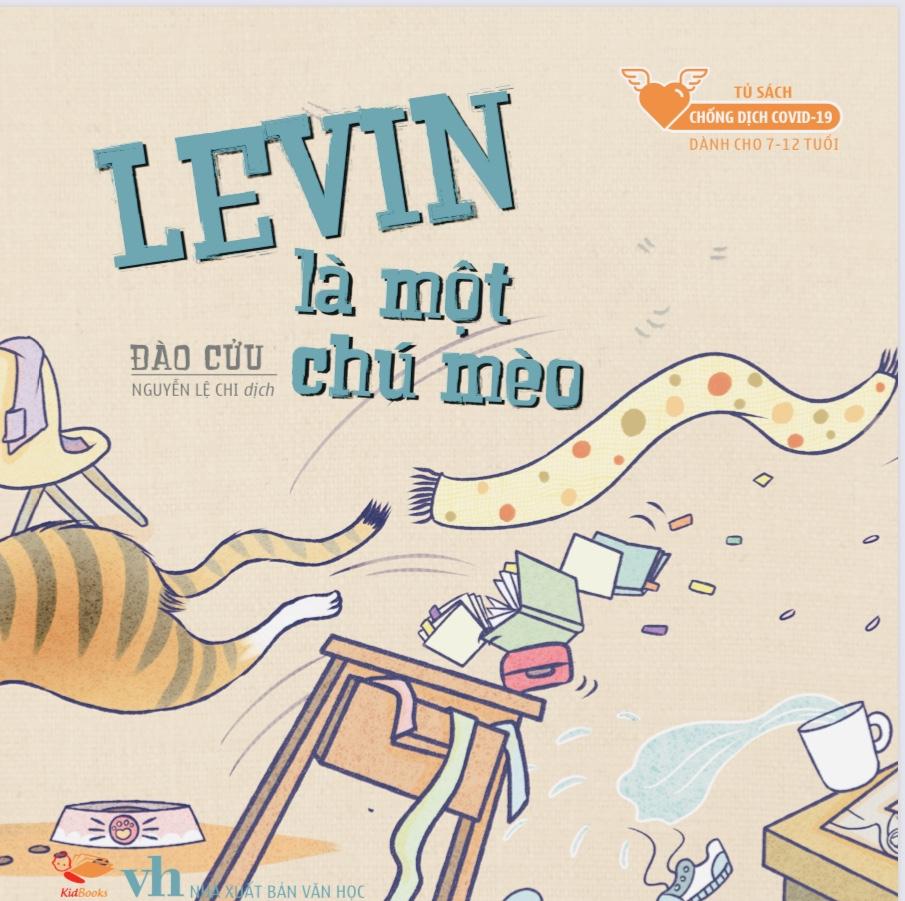 Levin là một chú mèo