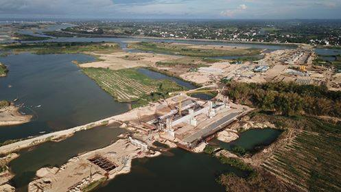 Dự án Đập dâng hạ lưu sông Trà Khúc liên quan đến sai phạm lãnh đạo tỉnh Quảng Ngãi