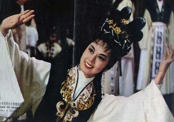 Diễn viên Lâm Đại trong vai Đát Kỷ