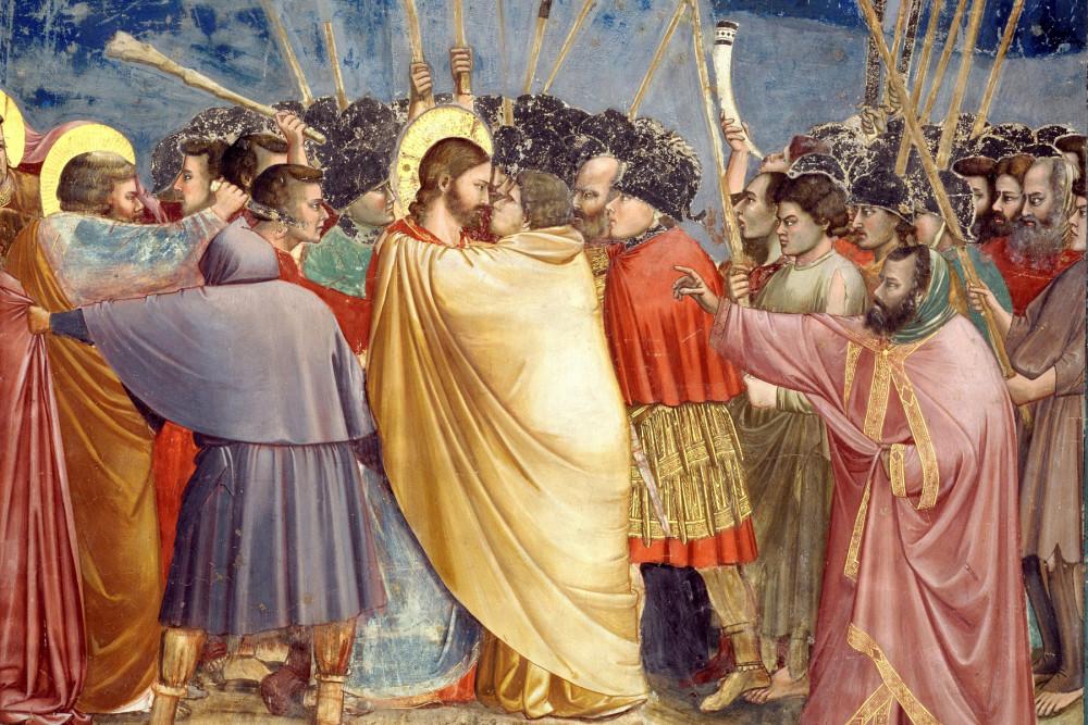 Nụ hôn của Judas - Ảnh: Universal History Archive/Getty Images