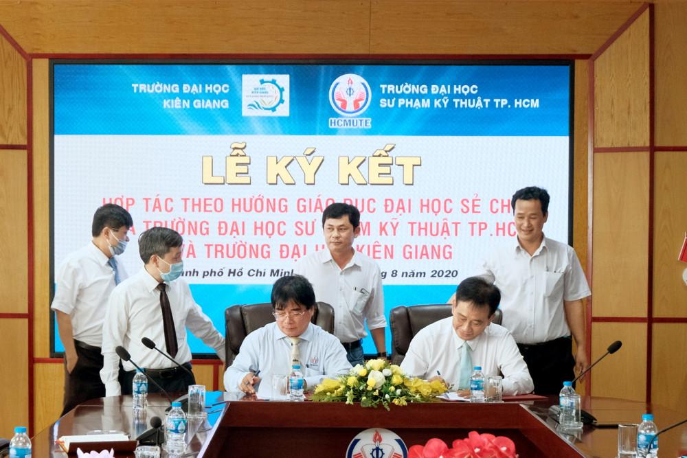 Liên kết theo chương trình 2+2 là hướng lựa chọn của đại học tỉnh trong giai đoạn tuyển sinh khó khăn  - Ảnh: Trương Mẫn