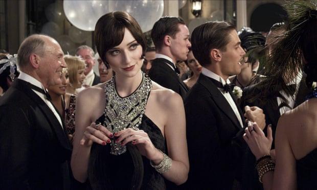 Vẻ đẹp hút hồn trên màn ảnh của Elizabeth Debicki