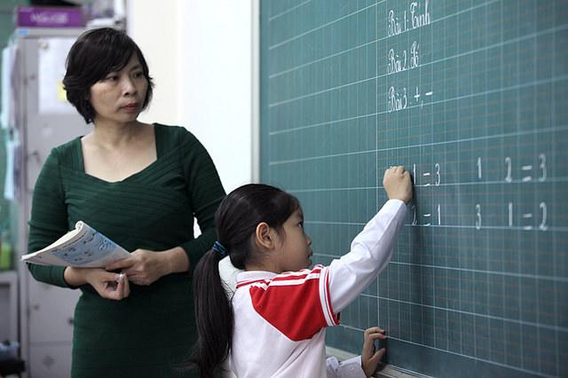 Nhiều giáo viên áp lực vì mỗi lần bị giao làm sáng kiến kinh nghiệm (ảnh minh họa)