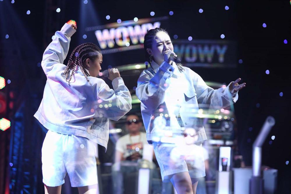 Thí sinh nữ T.Linh gây ấn tượng tại chương trình với ca khúc viết về những người trẻ đang loay hoay tìm định hướng cho cuộc đời.