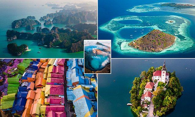 Trang du lịch của tờ Daily Mail vừa giới thiệu những hình ảnh tuyệt đẹp của nhiếp ảnh gia Johan Vandenhecke. Để thực hiện bộ ảnh được chụp từ trên,  Johan Vandenhecke và bạn gái đã dành ra hai năm để khám phá các nước Đông Nam Á,