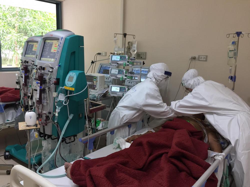 Đã có 6 bệnh nhân COVID-19 đang điều trị tại Bệnh viện T.Ư Huế cơ sở 2 đã được công bố khỏi bệnh