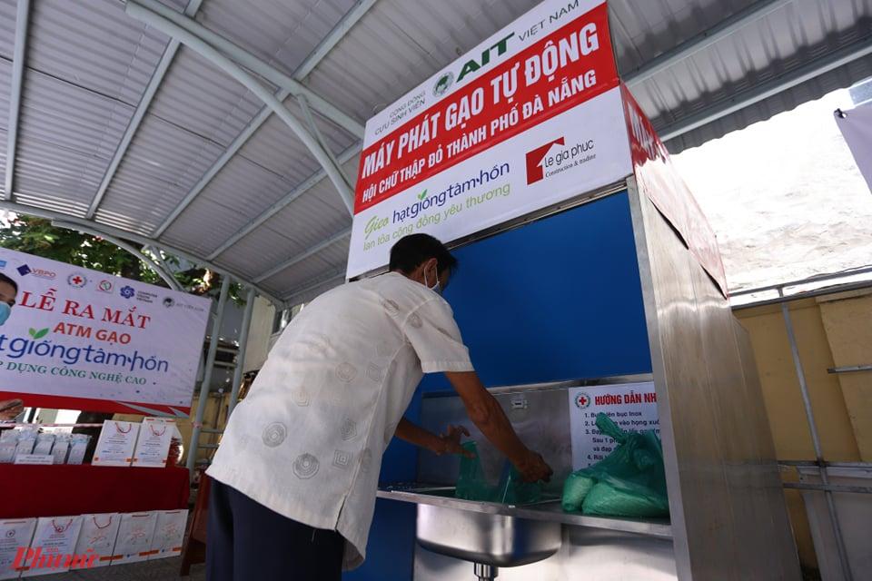 Đà Nẵng sẽ triển khai 'ATM gạo' ở nhiều địa bàn khác