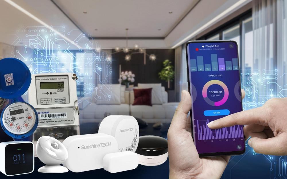 Công nghệ thông minh ở Sunshine Homes có tác dụng lớn trong việc tiết kiệm năng lượng