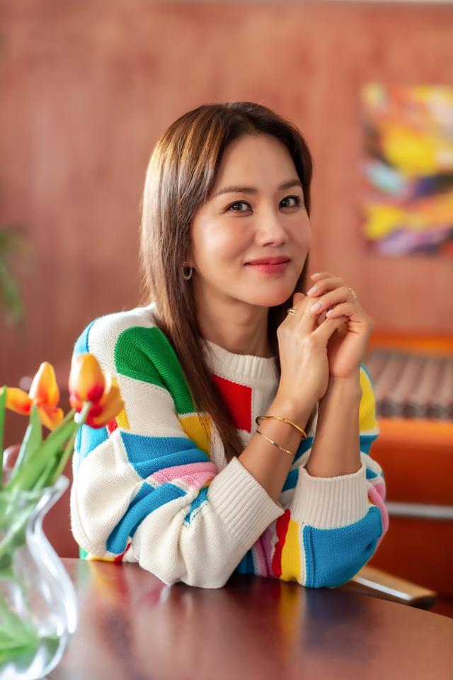 """Diva Uhm Jung Hwa muốn thoát khỏi biệt danh """"Madona Hàn Quốc""""."""