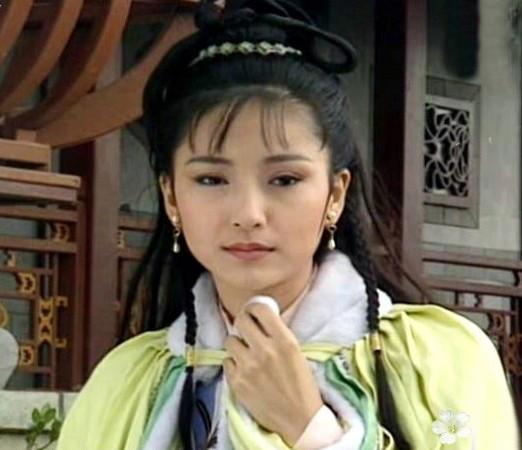Trương Ngọc Yến thủ vai Lâm Đại Ngọc trong Hồng lâu mộng phiên bản 1996