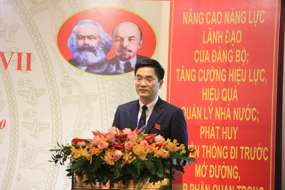 Ông Trần Quang Lâm - Giám đốc Sở GT-VT TPHCM