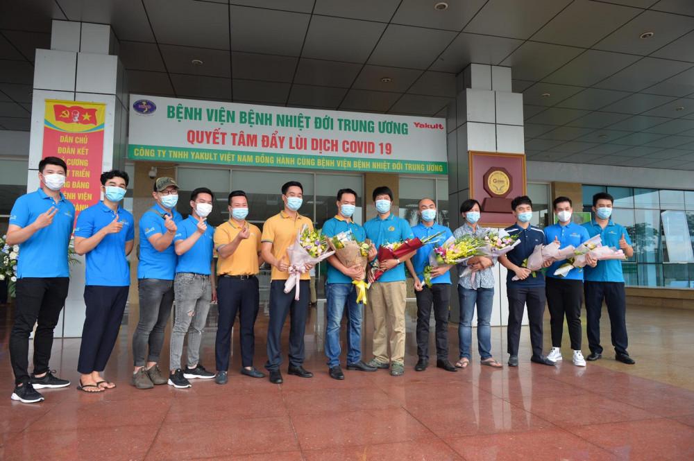 Phi hành đoàn thực hiện chuyến bay VN6 chở công dân Việt Nam từ Guinea Xích đạo về nước ngày 29/7 đã chính thức được công nhận âm tính với virus SARS-CoV-2.
