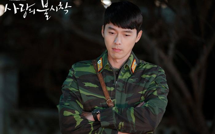 Vai diễn quân nhân trong Hạ cánh nơi anh giúp tên tuổi Hyun Bin phủ sóng tại Nhật Bản.